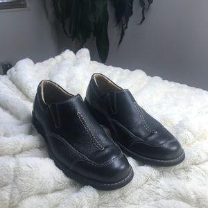 Johnston & Murphy Leather Shuler Moc Venetians